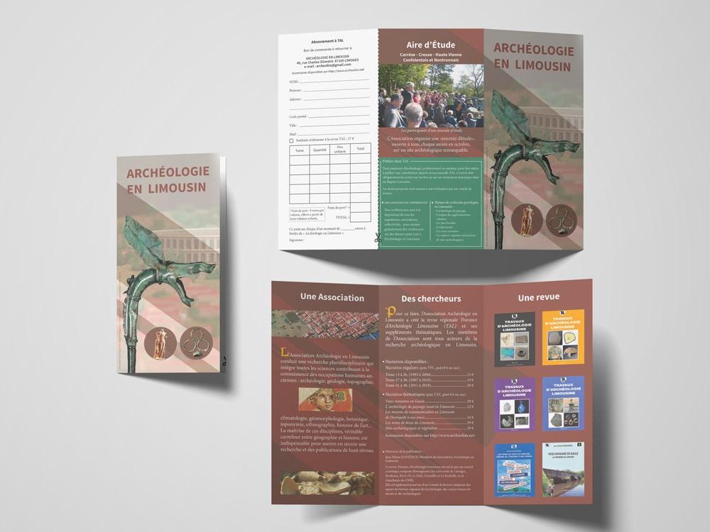 Archéologie en Limousin